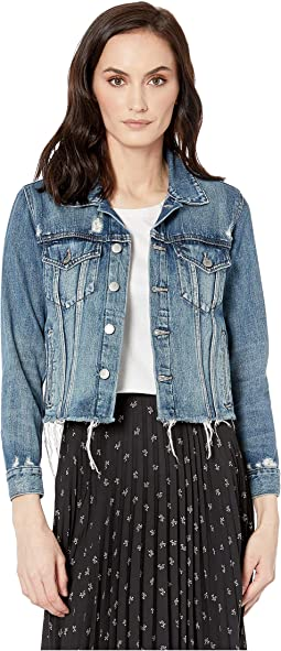 Tomboy Trucker Denim Jacket