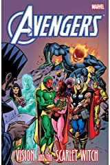 Avengers: Vision and the Scarlet Witch (Vision and the Scarlet Witch (1982)) Kindle Edition