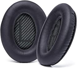WC Wicked Cushions Upgraded Replacement Ear Pads for Bose QC35 & QC35ii (QuietComfort 35) Headphones & More - Softer Leath...