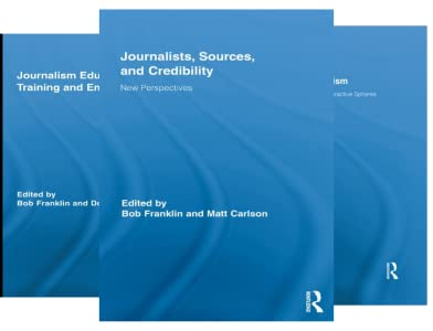 Routledge Research in Journalism