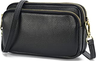 Best leather zip purse Reviews