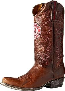 NCAA Alabama Crimson Tide Men's Board Room Style Boots