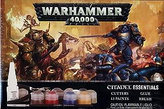 Games Workshop Warhammer 40,000 Essential Set