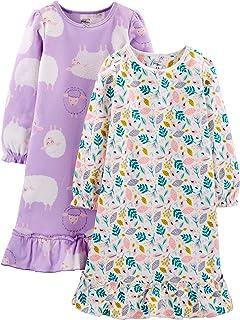 شادی های ساده توسط لباس های شب پشمی 2 بسته دخترانه کارتر