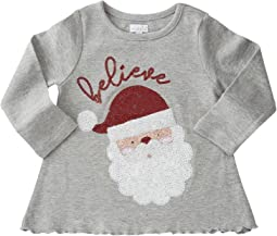 Mud Pie - Santa Dazzle Tunic (Infant/Toddler)