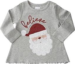 Mud Pie - Santa Dazzle Tunic (Infant/Toddler)