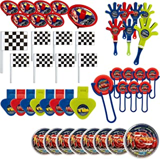 Cars 3 Mega Mix Value Pack Favors