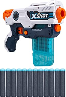 Zuru X Shot Hurricane Clip Blaster With 12 foam Darts (3693)
