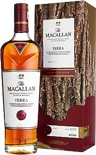 Macallan TERRA Highland Single Malt Scotch Whisky mit Geschenkverpackung 1 x 0.7 l