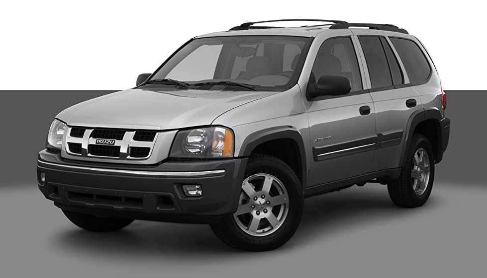 amazon com 2007 isuzu ascender reviews images and specs vehicles rh amazon com 2007 isuzu ascender owner's manual 2007 isuzu ascender owner's manual