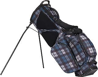 テーラーメイドtm18ライフスタイルFlextechバッグ、グレー格子柄