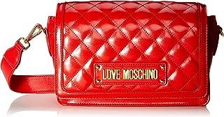 Love Moschino Borsa Quilted Nappa Pu, Tracolla Donna, 14x8x23 cm (W x H x L)