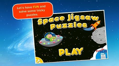 『スペースパズル』の2枚目の画像