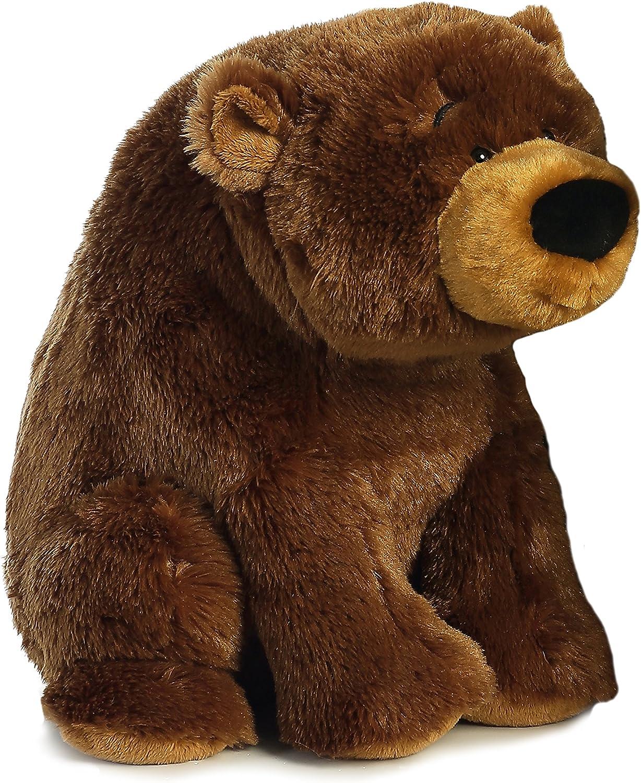 Aurora World Icy Bear Plush, Edison, Large by Aurora World B01BKUFHYM Bekannt für seine gute Qualität | Schönes Design