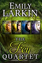 The Fey Quartet: A 4-in-1 collection of romance novellas