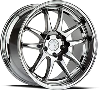 AodHan DS02 Wheel - Vacuum Chrome: 19x9.5 Wheel Size; 5x114.3 Lug Pattern; 73.1mm Hug Bore; 22mm Off Set.