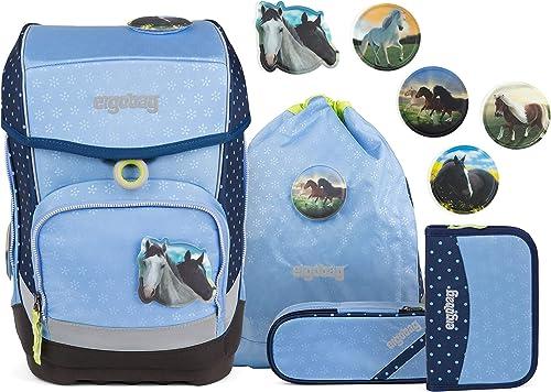 compras de moda online Ergobag 5-Part School School School Backpack Set Cubo Light Sintético 19 I  mejor precio