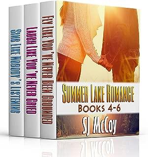 Summer Lake Romance Boxed Set (Books 4-6)