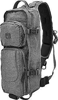 Hazard 4 Greyman Plan-B Light Go-Bag Sling Pack, Grey