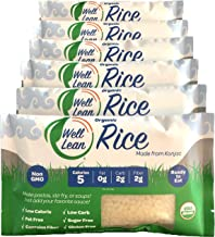 what is konjac rice