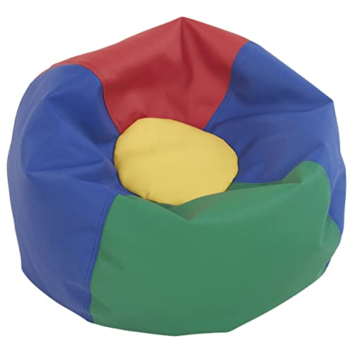 ECR4Kids Junior Classic Bean Bag Chair 784fdaa625be7