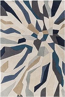 Surya COS9278-811 Cosmopolitan Area Rug, 8' x 11', Blue