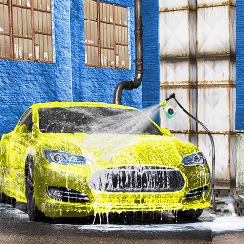 intelligente Autowaschwerkstatt: Servicewerkstatt 2021
