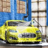 Atelier de lavage de voiture intelligent: Garage de service 2021