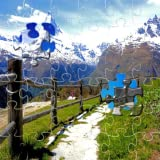 Jigsaw puzzles Mountain