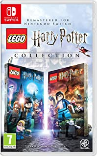 LEGO Harry Potter Collection - Nintendo Switch [Importación inglesa]