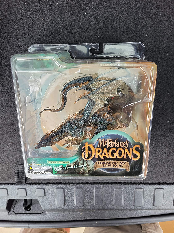 Award Mcfarlane Dragons Recommendation Water Clan 1 Dragon Series
