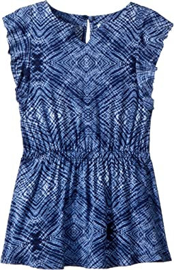 AOP Voile Tank Dress (Toddler)