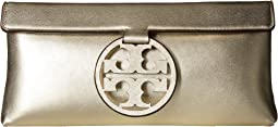Tory Burch - Miller Metallic Clutch