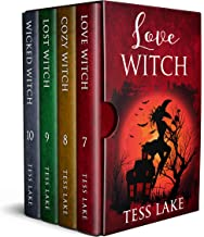Torrent Witches Cozy Mysteries Box Set #3 Books 7 - 10 (Love Witch, Cozy Witch, Lost Witch, Wicked Witch)