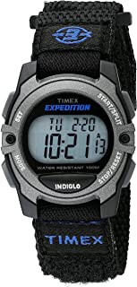 Expedition Digital Unisex CAT Strap Watch