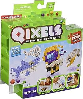 Qixels Theme Refill Pack Deep Sea 87006 [並行輸入品]