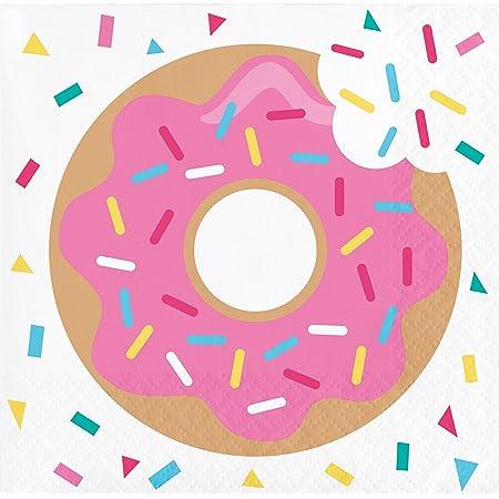 Donut Napkins