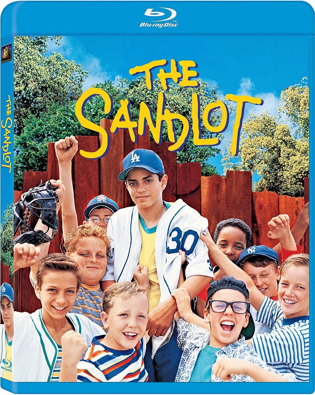 Detroit Ranking TOP3 Mall The Sandlot Blu-ray