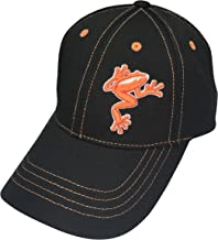 Frogger Golf Fly Dry Performance Golf Hat, Adjustable Ball Cap - One Size