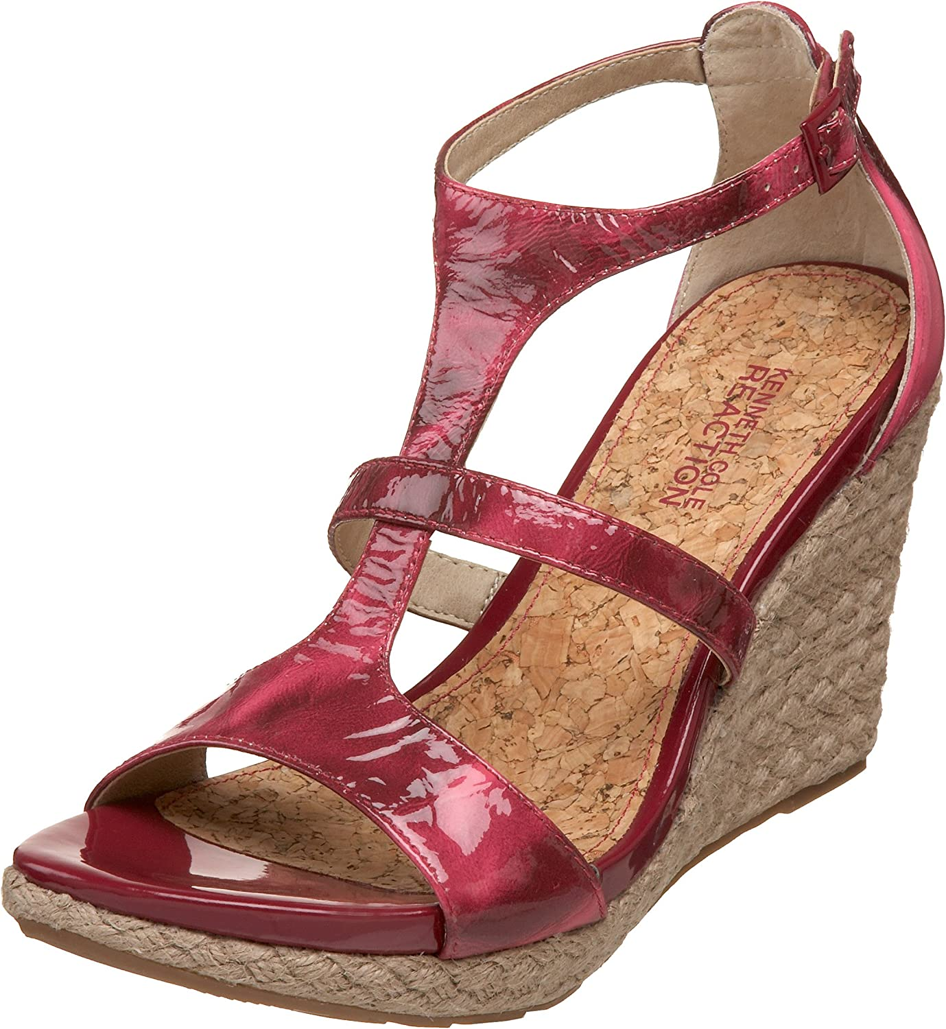 Kenneth Cole REACTION Women's Kiss Max 67% OFF Dare Sandal Or Max 68% OFF Wedge