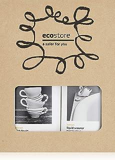 ecostore エコストア ハウスホールドキット  【ディッシュウォッシュリキッド・クリームクレンザー】 BOXセット