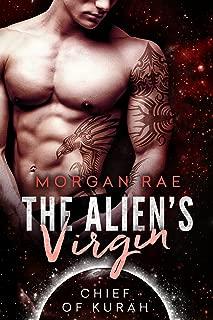 The Alien's Virgin: An Alien SciFi Romance (Chief of Kurah)
