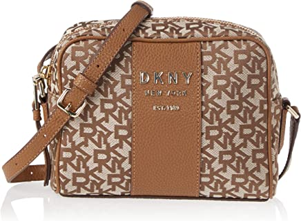 fe1b9f52573 DKNY Womens Noho-Camera Bag-T&C, Cvu - Chino Logo-Vic -
