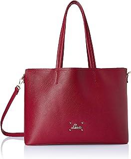 Lavie GOMBEY Women's Handbag Combo (DK.RED)