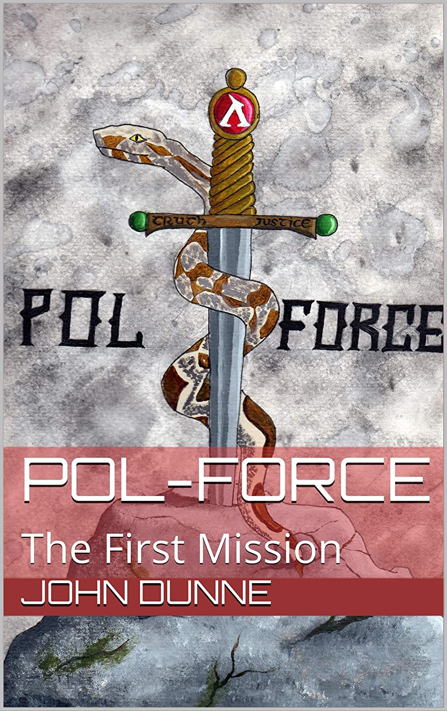 何もない戻す本能POL-FORCE: The First Mission (English Edition)