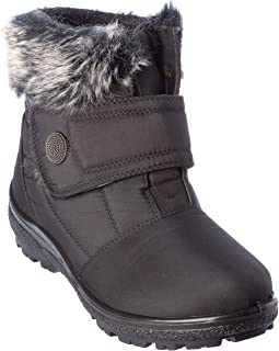wolfsburg3 Womens Winter Boots Warm Lining Cold-Weather Shoes
