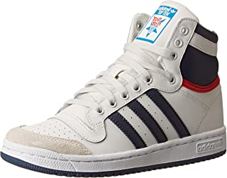 adidas Performance Top Ten Hi J Basketball Shoe (Big Kid)
