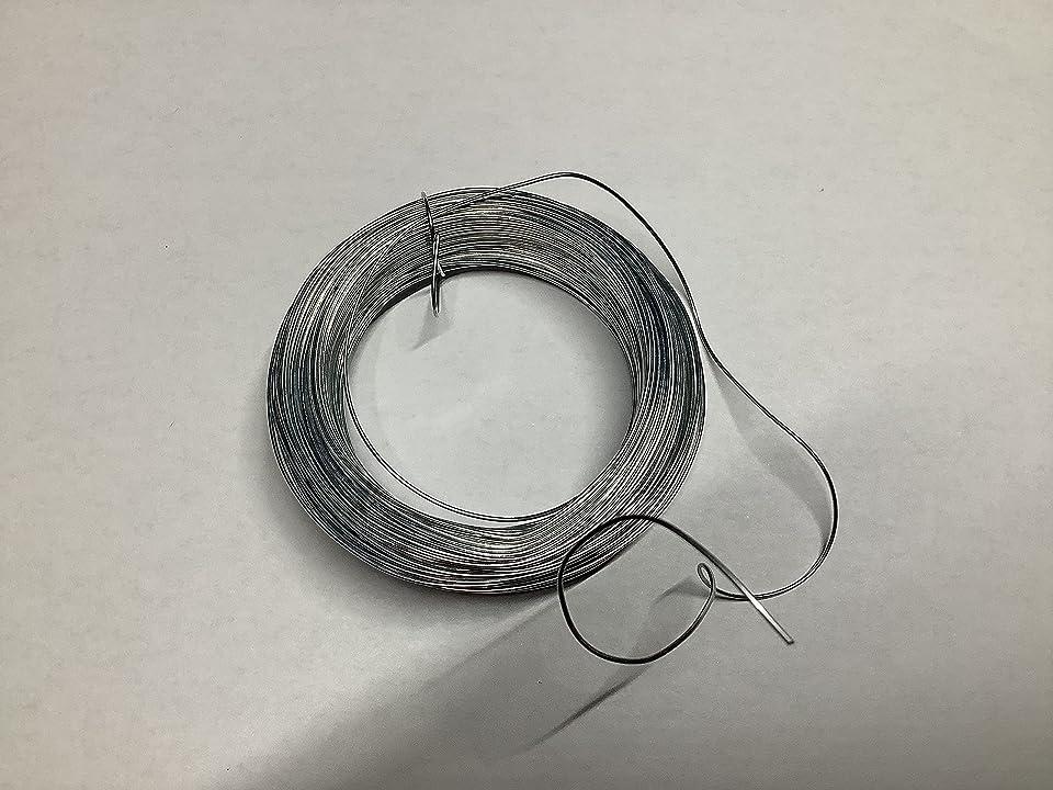 Modelling armature wire steel galvanised