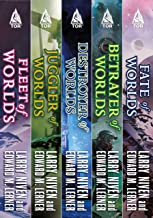 The Complete Fleet of Worlds: A Ringworld Series: Fleet of Worlds, Juggler of Worlds, Destroyer of Worlds, Betrayer of Wor...
