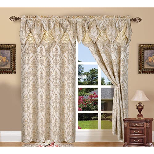 Living Room Curtain Valance for Windows: Amazon.com